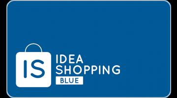 Idea Shopping Blue