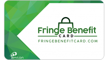 Fringe Benefit Card